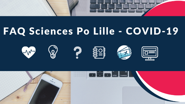 COVID-19 : La FAQ de Sciences Po Lille